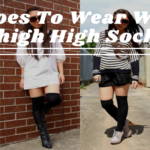 Shoes To Wear With Thigh High Socks