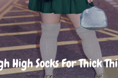 Thigh High Socks For Thick Thighs